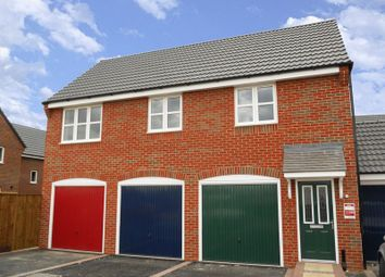 Thumbnail 2 bed flat to rent in Maximus Road, North Hykeham, Lincoln