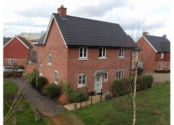 Thumbnail 4 bed detached house for sale in Bayden Square, Bracknell