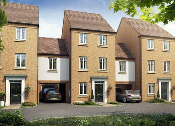 "Thumbnail 3 bedroom end terrace house for sale in ""Cannington Special"" at Mount Street, Barrowby Road, Grantham"