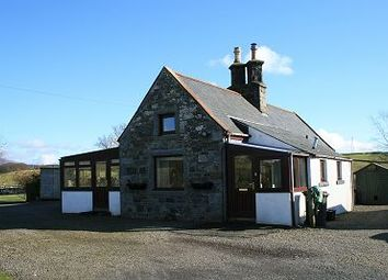 Thumbnail 3 bed cottage for sale in Knockstocks Cottage, Newton Stewart