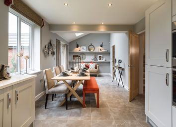 """Thumbnail 4 bed detached house for sale in """"The Shirley"""" at Church Lane, Wistaston, Crewe"""