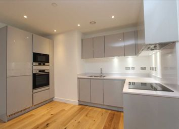 Thumbnail 1 bed flat to rent in River Mill Two, Station Road, London