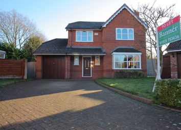 Thumbnail 4 bedroom detached house to rent in The Greenacres, Lymm