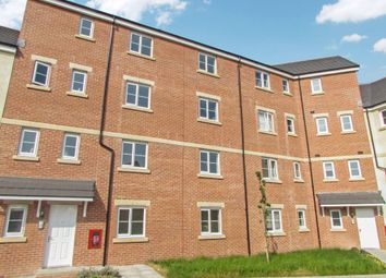 Thumbnail 2 bed flat to rent in Ffordd Cadfan, Bridgend