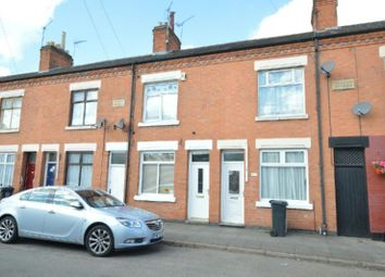 Thumbnail 2 bed terraced house for sale in Repton Street, Leicester