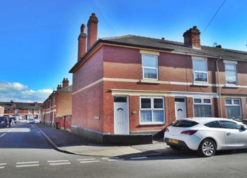 Thumbnail 2 bed terraced house to rent in Lewis Street, New Normanton, Derby