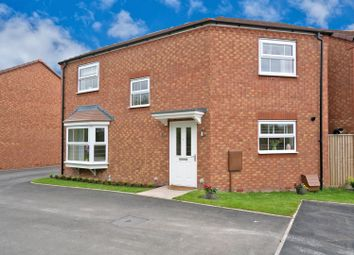 Thumbnail 3 bed detached house for sale in Ash Close, Norton Canes, Cannock