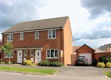 Thumbnail 3 bed semi-detached house for sale in Hercules Road, Calne