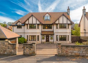 Thumbnail 6 bed detached house for sale in Gamekeeper's Road, Edinburgh