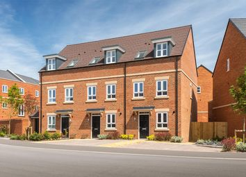 "Thumbnail 3 bed semi-detached house for sale in ""Dunford"" at Fetlock Drive, Newbury"