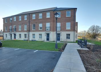Thumbnail 1 bed flat for sale in Potter's Court, St Georges Park, Stafford