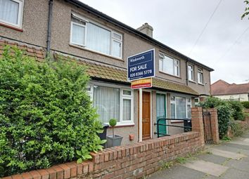 Thumbnail 2 bed terraced house for sale in Glenville Avenue, Enfield
