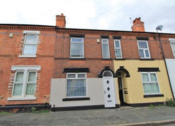 Thumbnail 3 bed terraced house for sale in Ladysmith Street, Sneinton, Nottingham