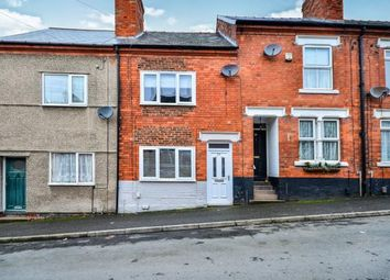 Thumbnail 2 bedroom terraced house for sale in Linden Street, Mansfield, Nottinghamshire
