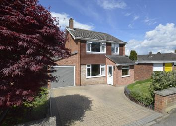Thumbnail 3 bed detached house for sale in Hall Road, Leckhampton, Cheltenham