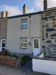 Thumbnail 2 bedroom terraced house for sale in Hen Gapel, Caeathro, Caernarfon