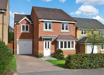 Thumbnail 4 bed detached house for sale in Huntingdon Gardens, Newbury