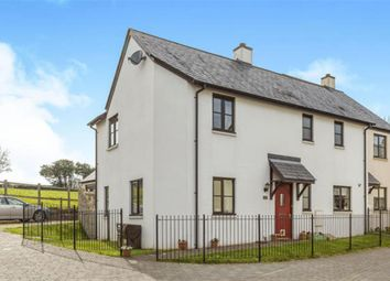 Thumbnail 3 bed semi-detached house for sale in Sawyers Close, Moretonhampstead, Newton Abbot