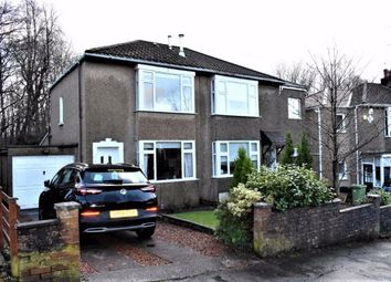 Thumbnail 2 bed semi-detached house for sale in 68, Dougalston Gardens South, Milngavie