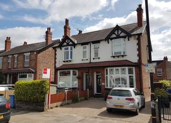 Thumbnail 4 bed semi-detached house for sale in Gaskell Road, Altrincham, Greater Manchester, .