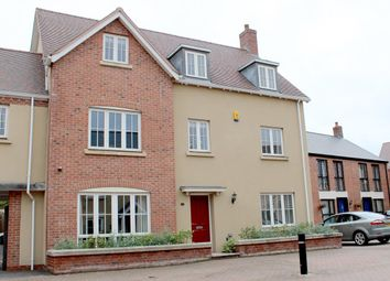 Thumbnail 5 bed detached house for sale in Yewtree Moor, Lawley Village, Telford