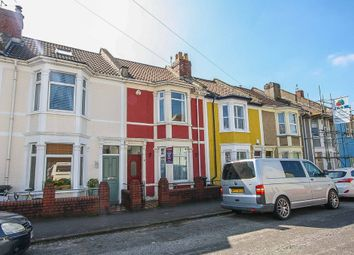 Thumbnail 2 bed terraced house for sale in Park Avenue, Victoria Park, Bristol