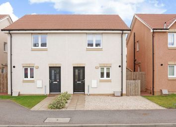 Thumbnail 2 bedroom semi-detached house for sale in 17 Brodie Road, Dunbar