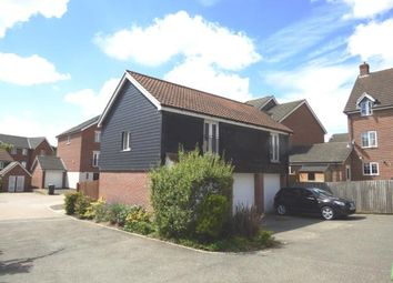 Thumbnail 2 bedroom maisonette for sale in Queens Hill, Norwich, Norfolk
