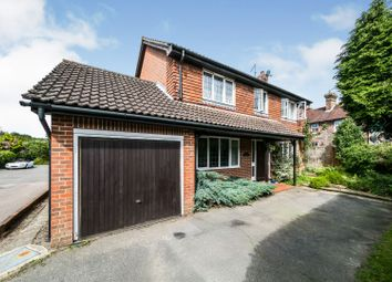 Riverside, Forest Row RH18. 4 bed detached house