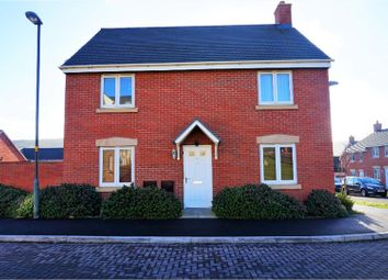 Thumbnail 4 bed detached house for sale in Renard Rise, Stonehouse