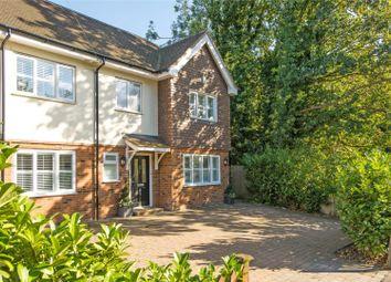 Thumbnail 5 bed semi-detached house for sale in Leatherhead Road, Oxshott, Leatherhead, Surrey