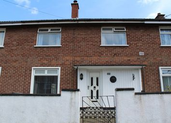 Thumbnail 3 bed terraced house for sale in Clarawood Park, Belfast