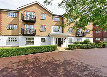 Thumbnail 2 bed flat for sale in Bramwood Court, Southgate, London
