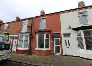 2 bed terraced house for sale in Wolsingham Terrace, Darlington DL1