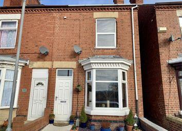 Thumbnail 2 bedroom semi-detached house for sale in Kilton Road, Worksop, Nottinghamshire