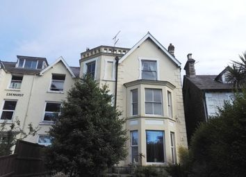 Thumbnail 3 bed flat to rent in Park Crescent, Llanfairfechan