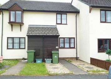 Thumbnail 2 bed terraced house for sale in Stationfields, Halwill Junction, Beaworthy