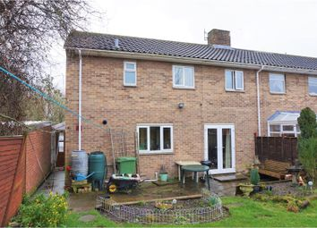 Thumbnail 3 bed end terrace house for sale in Almond Grove, Trowbridge