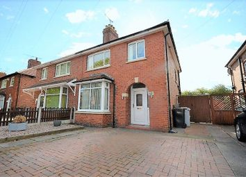 Thumbnail 3 bed semi-detached house for sale in 28 Manor Way, Crewe