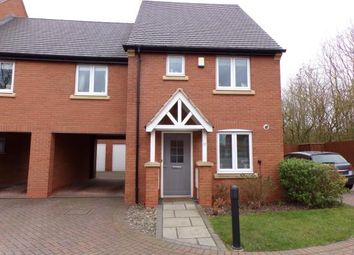 Thumbnail 3 bed semi-detached house for sale in Arguile Avenue, Anstey, Leicester, Leicestershire