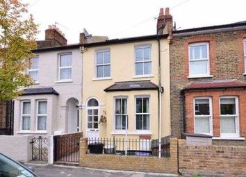 Thumbnail 3 bed terraced house to rent in Newton Road, Wimbledon, Wimbledon