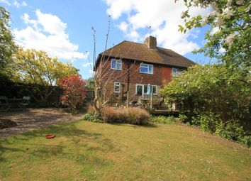 Thumbnail 3 bed semi-detached house for sale in Pullington Cottages, Benenden, Kent