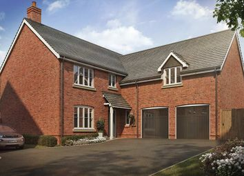 Thumbnail 5 bed detached house for sale in Dunmore Road, Little Bowden, Market Harborough