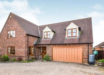 Thumbnail 4 bed detached house for sale in Emneth, Norfolk