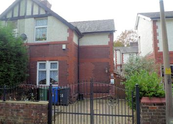 Thumbnail 3 bed semi-detached house for sale in Powell Street, Bury