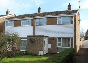 Thumbnail 3 bed semi-detached house for sale in Sutton Mill Road, Potton, Sandy