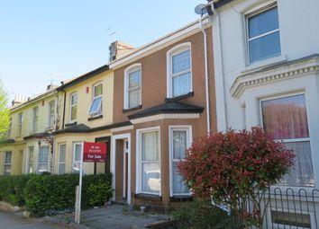 Thumbnail 1 bed flat for sale in Stuart Road, Plymouth, Devon, Pl4