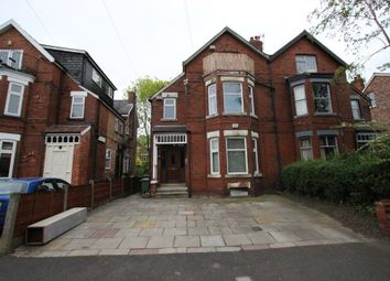 Thumbnail 1 bed flat to rent in Ellesmere Road, Chorlton, Manchester