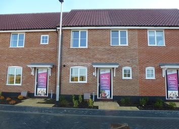Thumbnail 3 bedroom terraced house for sale in Thetford Road, Watton, Thetford
