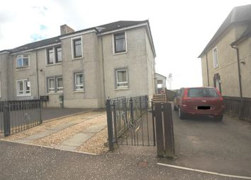 Thumbnail 3 bed flat for sale in Currieside Avenue, Shotts